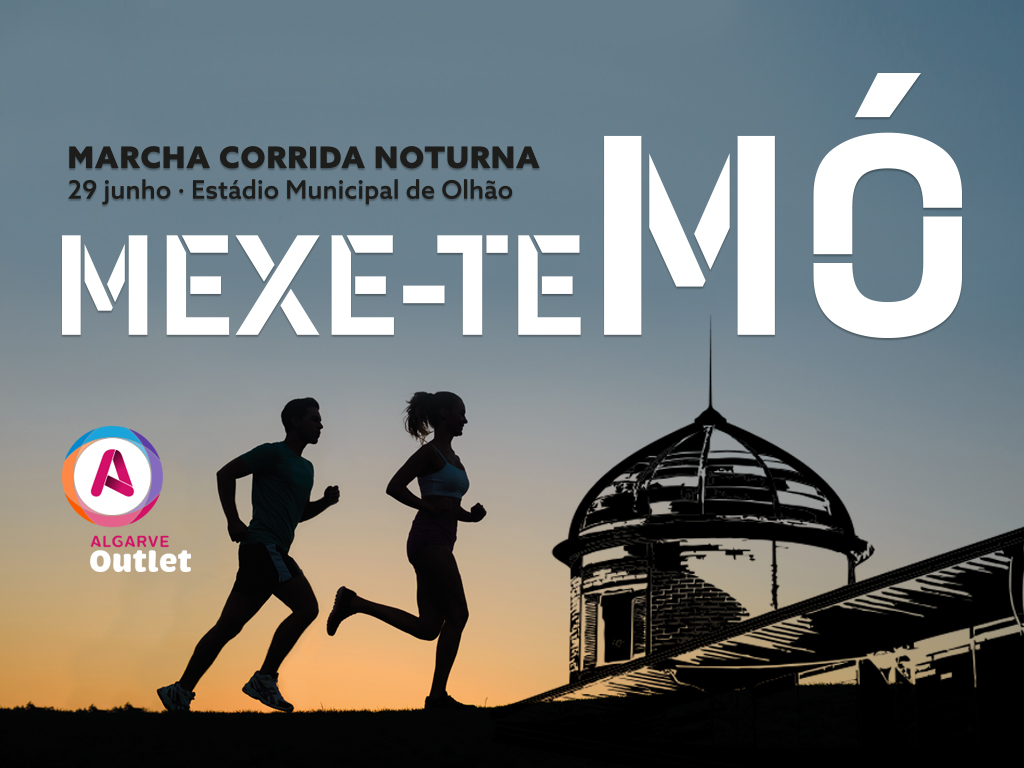 Marcha Corrida Noturna Mexe-te M� Algarve Outlet