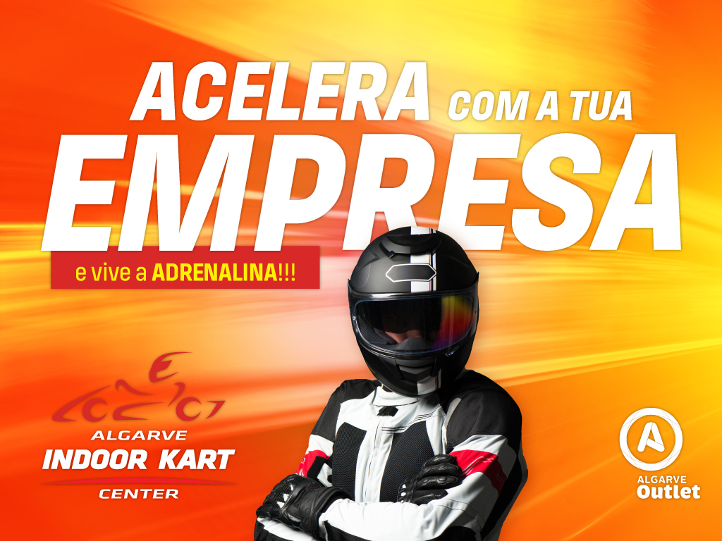 Acelera com a tua empresa no AIKC do Algarve Outlet