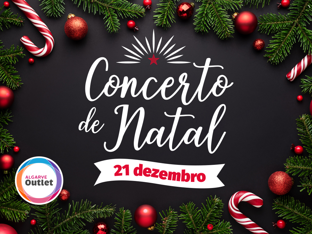 Concerto de Natal no Algarve Outlet